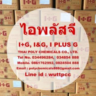 ไอพลัสจี, I&G, I+G, I PLUS G, IMP+GMP, Disodium 5 Ribonucleotide, Food additive, E635