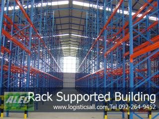 Rack Supported Building