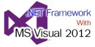 รับสอน จัดอบรม Programming with the Microsoft .NET Framework Using Microsoft Visual Studio 2012