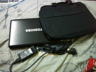 Notebook Toshiba satellite L730 มือสอง